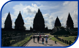 Borobudur The World Wonder